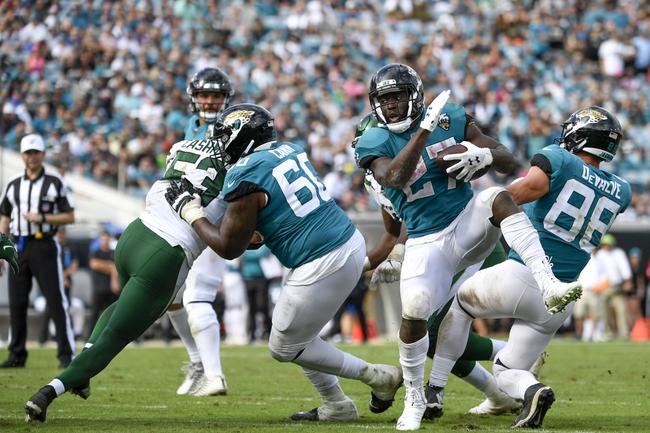 Jacksonville Jaguars vs. Houston Texans - 11/3/19 NFL Pick, Odds, and Prediction
