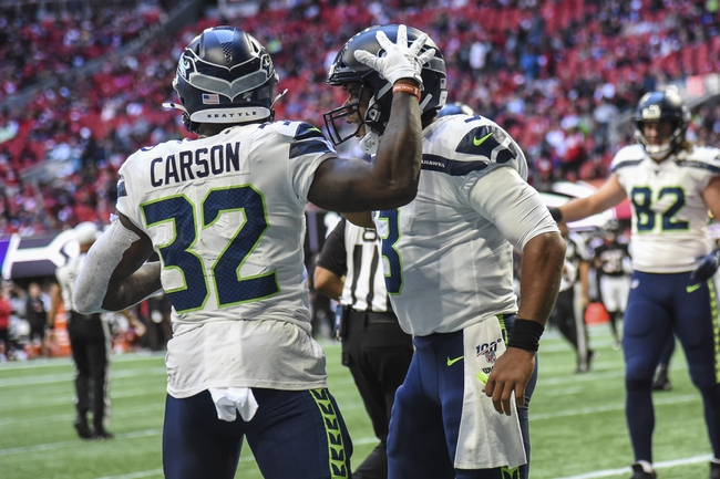 Seattle Seahawks vs. Tampa Bay Buccaneers - 11/3/19 NFL Pick, Odds, and Prediction