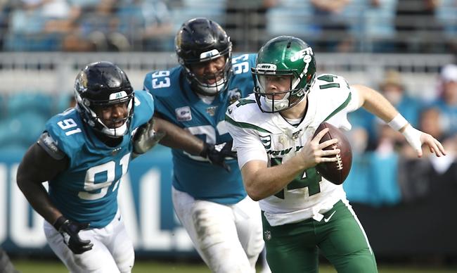 New York Jets vs. Jacksonville Jaguars - 4/17/20 Madden 20 Sim NFL Pick, Odds, and Prediction