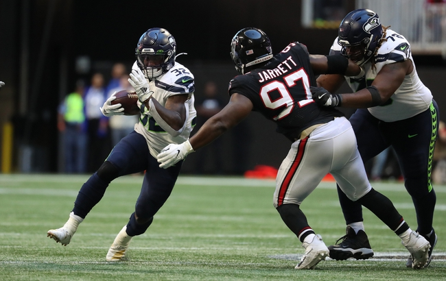 Atlanta Falcons vs. Seattle Seahawks - 9/13/20 NFL Pick, Odds, and Prediction