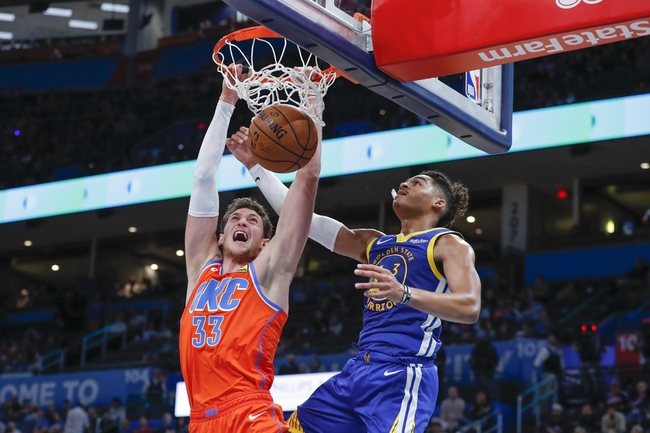 Oklahoma City Thunder vs. Golden State Warriors - 11/9/19 NBA Pick, Odds, and Prediction