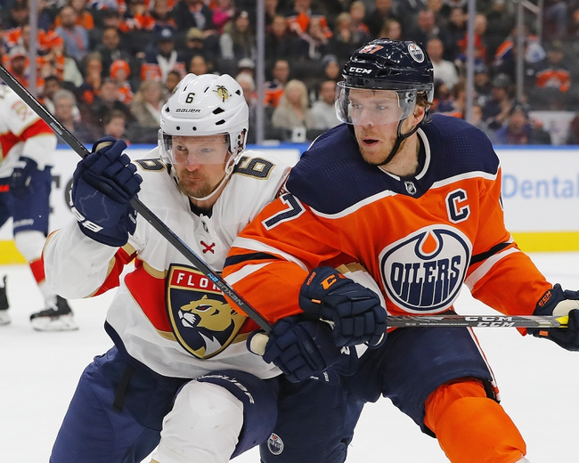 Florida Panthers vs. Edmonton Oilers - 2/15/20 NHL Pick, Odds, and Prediction