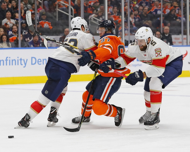 Florida Panthers vs. Edmonton Oilers - 2/15/20 NHL Pick, Odds & Prediction