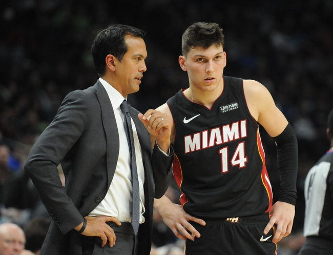 Miami Heat vs. Minnesota Timberwolves - 2/26/20 NBA Pick, Odds, and Prediction