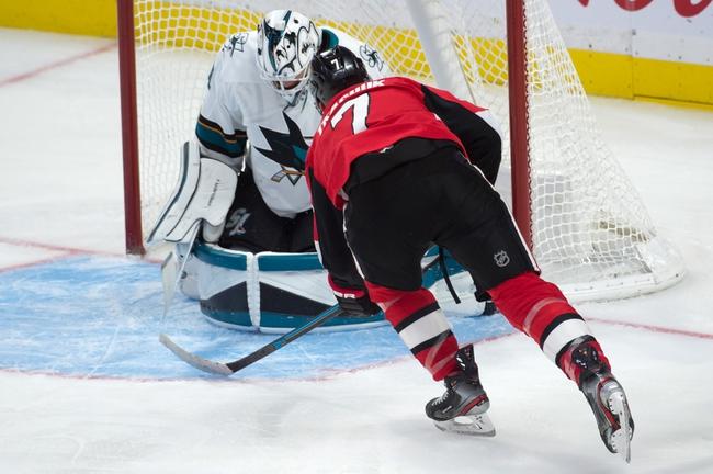 San Jose Sharks vs. Ottawa Senators - 3/7/20 NHL Pick, Odds, and Prediction