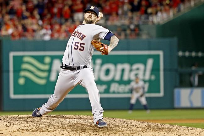 Houston Astros vs. Washington Nationals - 10/29/19 MLB - Playoffs Pick, Odds, and Prediction