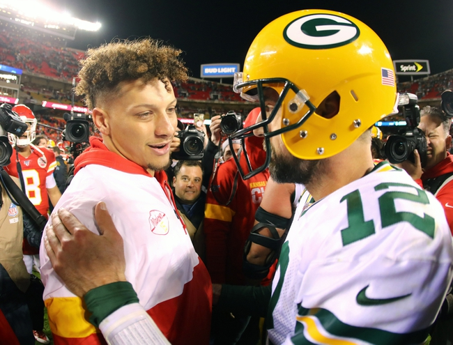 Kansas City Chiefs vs. Green Bay Packers - 6/13/20 Madden20 NFL Sim Pick, Odds, and Prediction