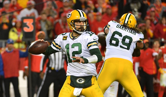 Kansas City Chiefs vs. Green Bay Packers - 6/13/20 Madden 20 Sim NFL Pick, Odds, and Prediction