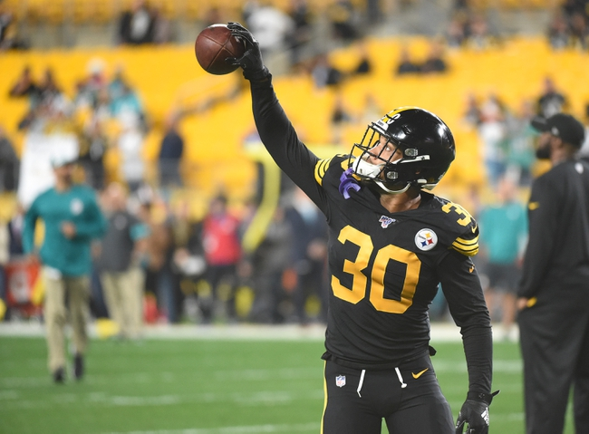 Pittsburgh Steelers vs. Los Angeles Rams - 11/10/19 NFL Pick, Odds, and Prediction