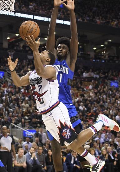 Toronto Raptors vs. Orlando Magic - 11/20/19 NBA Pick, Odds, and Prediction