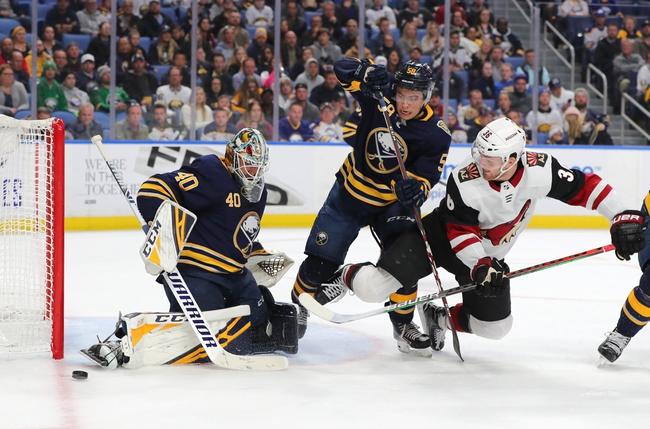 Arizona Coyotes vs. Buffalo Sabres - 2/29/20 NHL Pick, Odds, and Prediction