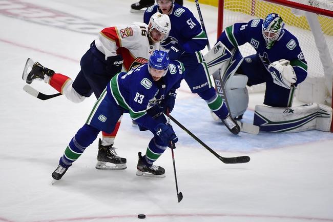 Florida Panthers vs. Vancouver Canucks - 1/9/20 NHL Pick, Odds & Prediction