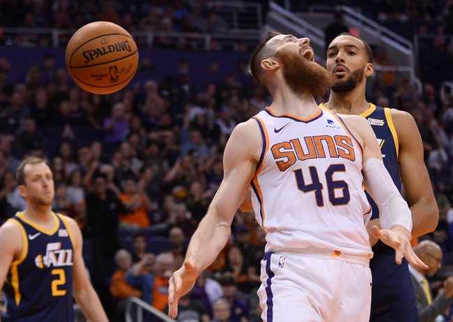 Utah Jazz vs. Phoenix Suns - 2/24/20 NBA Pick, Odds, and Prediction