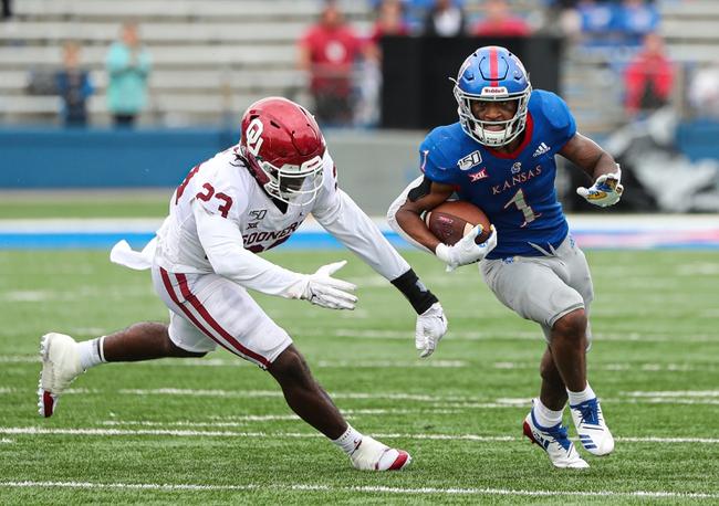 Coastal Carolina at Kansas - 9/12/20 College Football Picks and Prediction