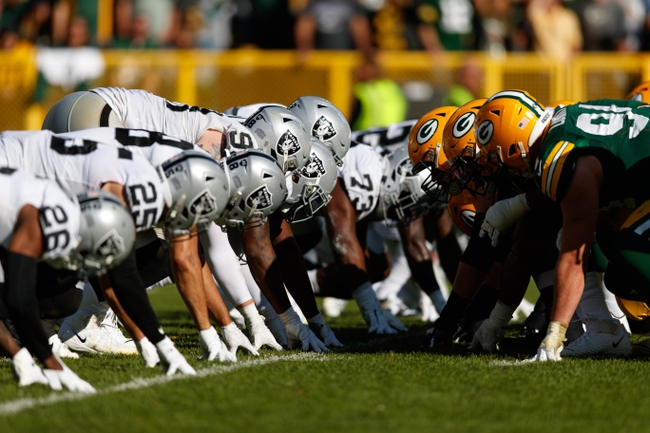 Oakland Raiders vs. Green Bay Packers - 6/24/20 Madden20 NFL Sim Pick, Odds, and Prediction