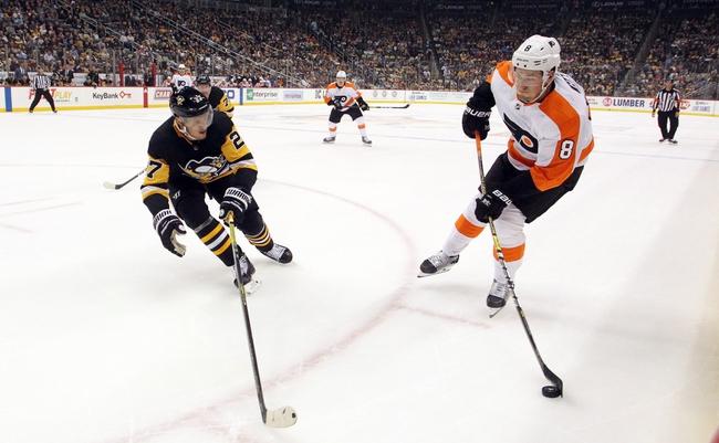Philadelphia Flyers vs. Pittsburgh Penguins - 1/21/20 NHL Pick, Odds, and Prediction