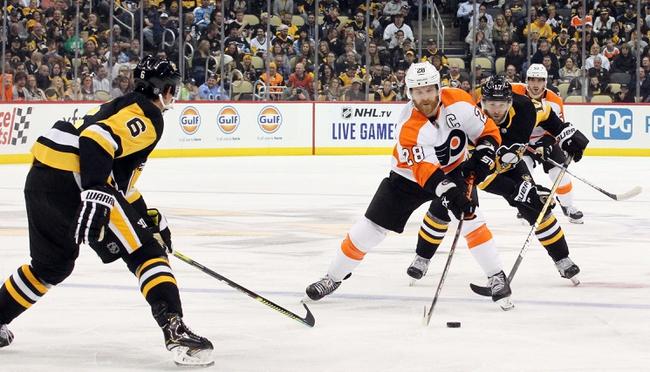 Philadelphia Flyers vs. Pittsburgh Penguins - 1/21/20 NHL Pick, Odds & Prediction