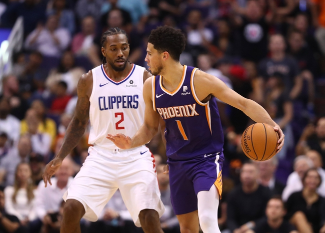 Los Angeles Clippers vs. Phoenix Suns - 12/17/19 NBA Pick, Odds, and Prediction