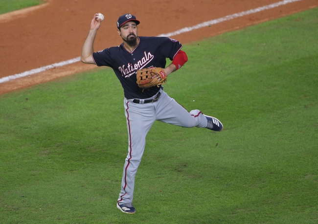 Houston Astros vs. Washington Nationals - 10/30/19 MLB - Playoffs Pick, Odds, and Prediction