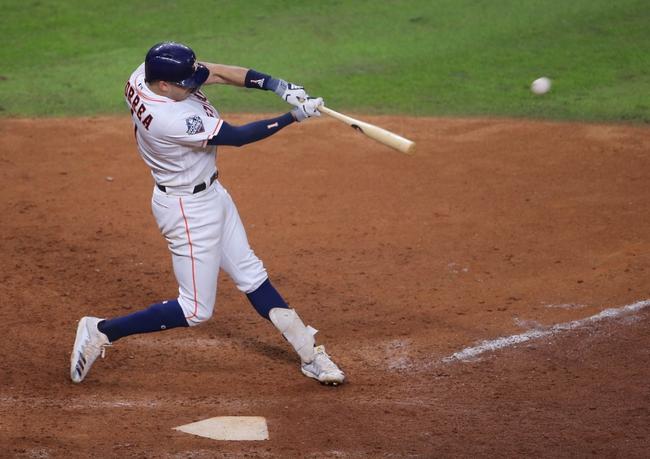 Washington Nationals at Houston Astros - 10/30/19 MLB Pick, Odds, and Prediction