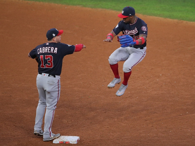 Houston Astros vs. Washington Nationals - 10/30/19 MLB Pick, Odds, and Prediction