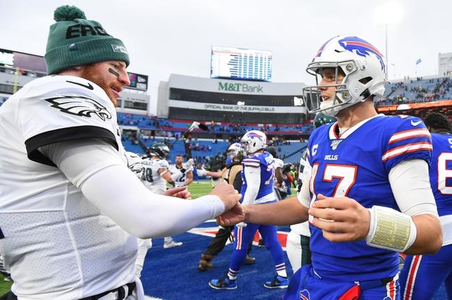 Buffalo Bills vs. Philadelphia Eagles - 5/28/20 Madden20 NFL Sim Pick, Odds, and Prediction