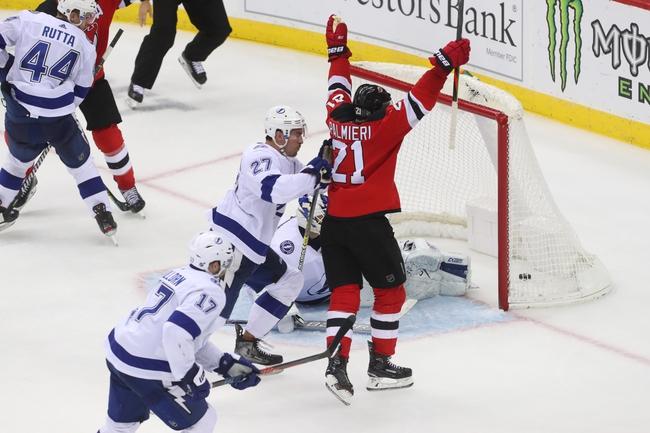New Jersey Devils vs. Tampa Bay Lightning - 1/12/20 NHL Pick, Odds, and Prediction