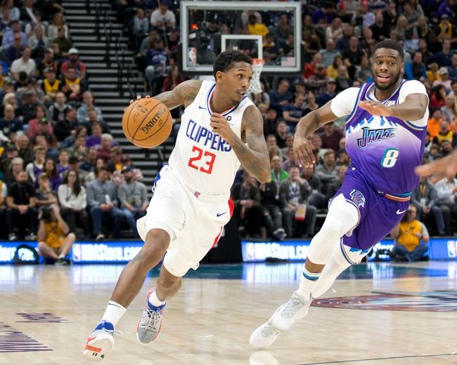 LA Clippers vs. Utah Jazz - 11/3/19 NBA Pick, Odds, and Prediction