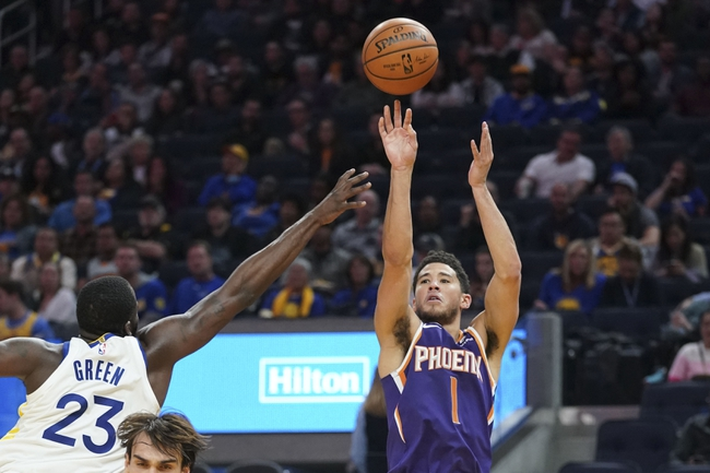 Golden State Warriors vs. Phoenix Suns - 12/27/19 NBA Pick, Odds, and Prediction