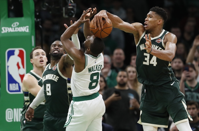 Milwaukee Bucks vs. Boston Celtics - 1/16/20 NBA Pick, Odds, and Prediction