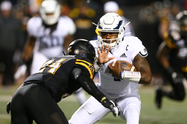 Georgia Southern vs. Louisiana-Monroe - 11/16/19 College Football Pick, Odds, and Prediction