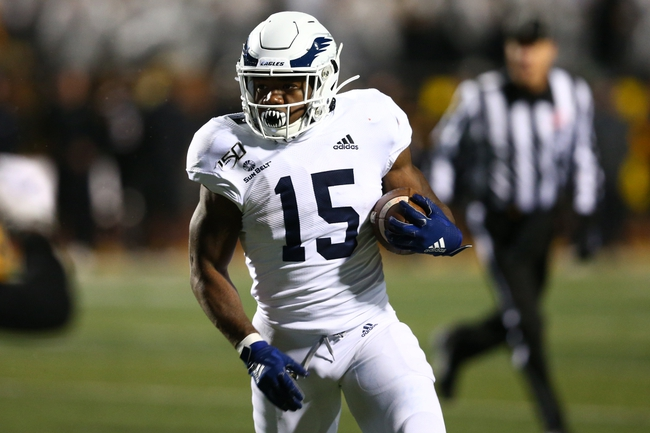 Georgia Southern Eagles 2020 Win Total - College Football Pick, Odds and Prediction