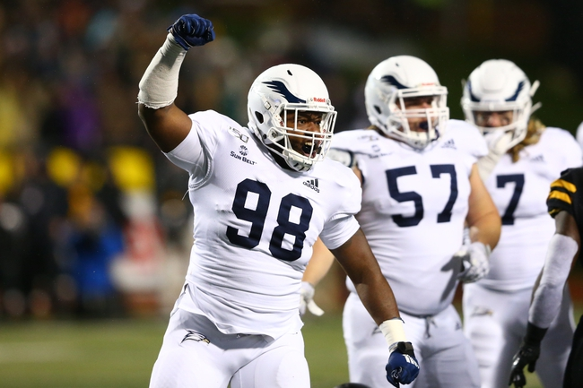 Georgia Southern vs. Liberty - 12/21/19 College Football Cure Bowl Pick, Odds, and Prediction