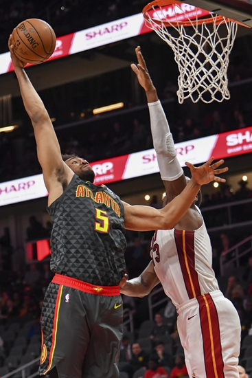 Miami Heat vs. Atlanta Hawks - 12/10/19 NBA Pick, Odds, and Prediction