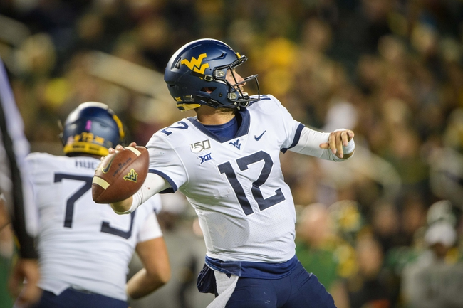 Kansas State vs. West Virginia - 11/16/19 College Football Pick, Odds, and Prediction