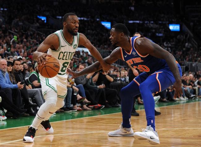 New York Knicks vs. Boston Celtics - 12/1/19 NBA Pick, Odds, and Prediction