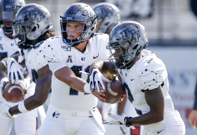 UCF vs. USF - 11/29/19 College Football Pick, Odds, and Prediction