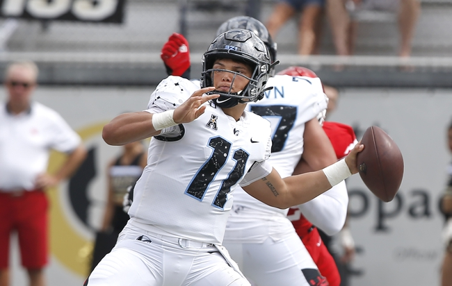 UCF at Houston 10/31/20 College Football Picks and Prediction