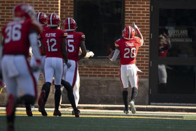 Maryland vs. Nebraska - 11/23/19 College Football Pick, Odds, and Prediction