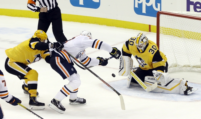 Edmonton Oilers vs. Pittsburgh Penguins - 12/20/19 NHL Pick, Odds, and Prediction