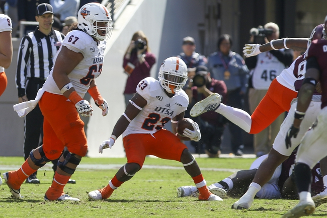 Prediction: UAB vs. UTSA College Football Picks, Odds 10/3/20