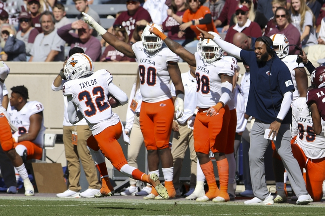 UTSA 2020 Win Total - College Football Pick and Prediction