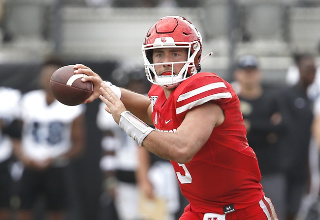 Houston Cougars vs. Navy Midshipmen - 11/30/19 College Football Pick, Odds, and Prediction