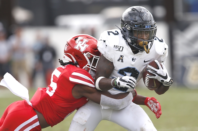 UCF Knights vs. USF Bulls - 11/29/19 College Football Pick, Odds, and Prediction