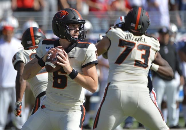 Oregon State vs. Washington - 11/8/19 College Football Pick, Odds, and Prediction
