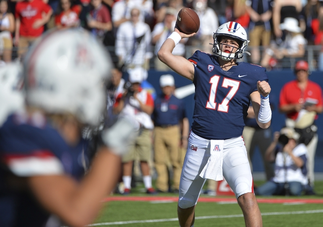 Arizona Wildcats 2020 Win Total - College Football Pick, Odds and Prediction