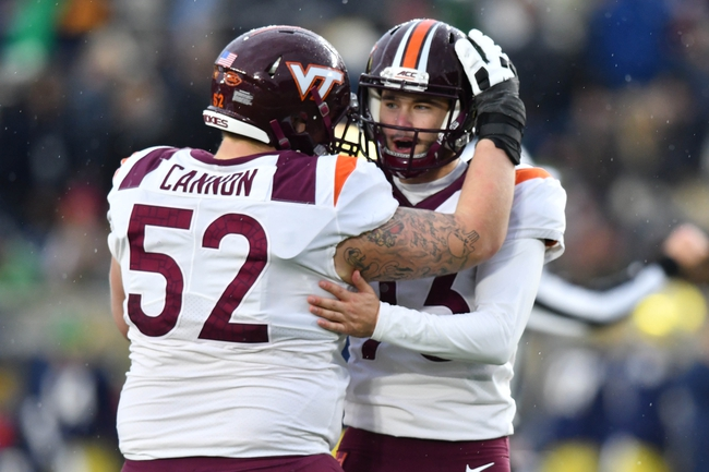 Virginia Tech vs. Wake Forest - 11/9/19 College Football Pick, Odds, and Prediction