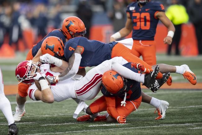 Big Ten: Rutgers vs Illinois 11/14/20 College Football Picks, Odds, Predictions