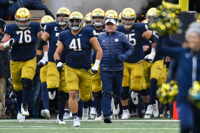 Notre Dame Fighting Irish 2020 Win Total - College Football Pick, Odds and Prediction