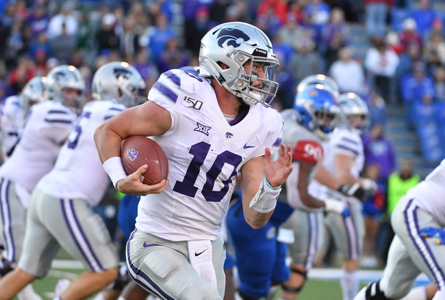 Texas vs. Kansas State - 11/9/19 College Football Pick, Odds, and Prediction